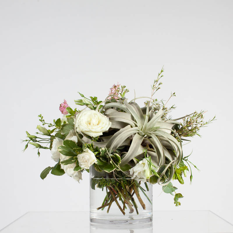 RUSTIC.GLAM.FLORAL.COLLECTIONS.GLASS.BOWL.LUX.0275
