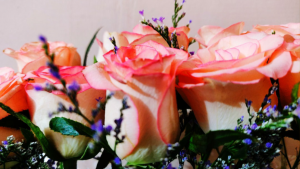 diy wedding bouquet silk flowers